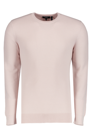 Men's Riland Pique Sweater Pink Mist