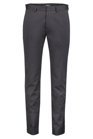 Front image of Theory Men's Zaine Black Pant