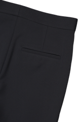 Back waistline detail image of The Row Jonell Pant