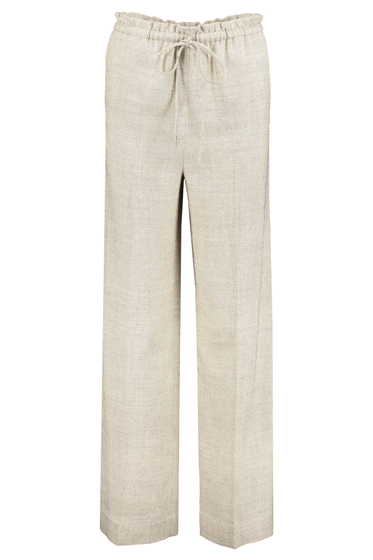 Front image of The Row Jr Drawstring Pant
