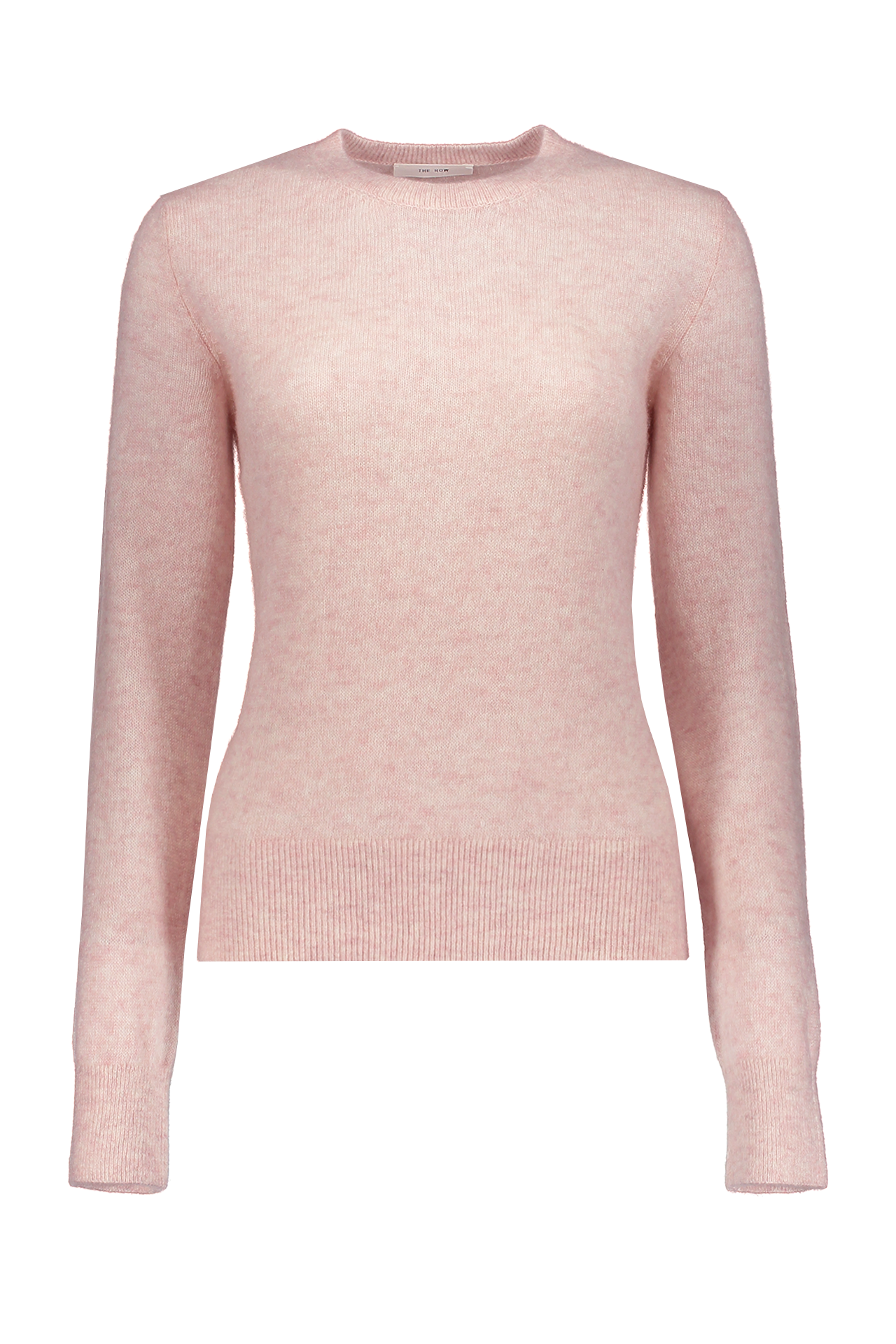 Minco Crewneck In Pale Pink