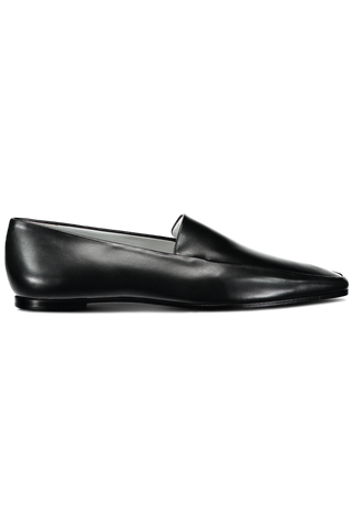 Minimal Loafer In Black