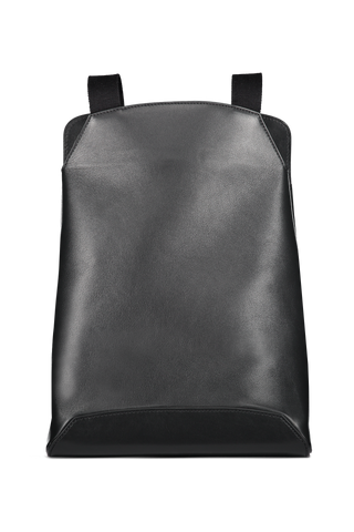 Front image of The Row Moulded Backpack