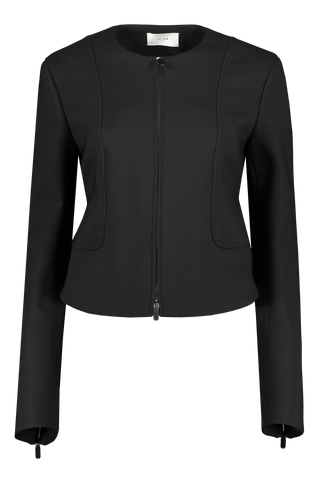 Front view image of The Row Saori Jacket