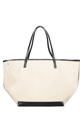 Front image of The Row XL Park Tote extended