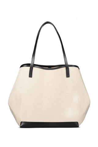 Front image of The Row XL Park Tote