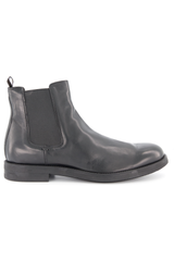 Side view image of To Boot Albee Chelsea Boot Todi Black