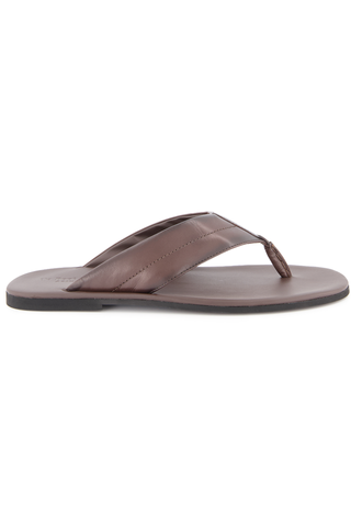 Side view image of To Boot New York Maui Flip Flop Sandal Moro