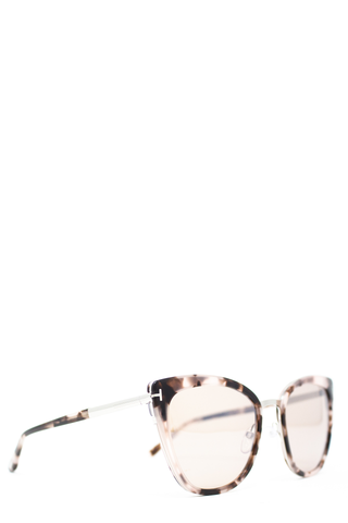Angled View Simona Sunglasses