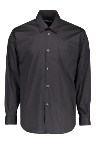 Front Image Classic Shirt Sport Coated Cotton