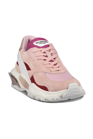 Bounce Sneaker Water Rose
