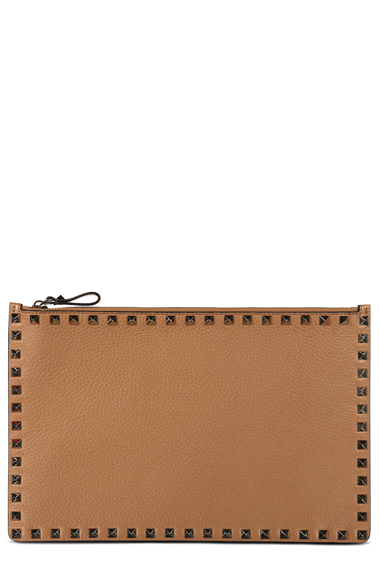 LARGE ROCKSTUD POUCH SADDLE