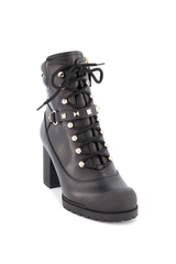 Angle Image of Rockstud Combat Boot