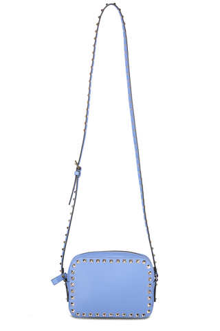Front Image with Strap Rockstud Crossbody Bag Giacinto