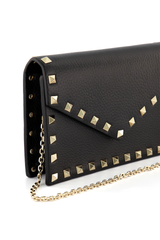 Rockstud Small Wallet On Chain