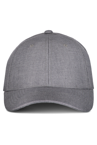 Cliff Grey Linen Adjustable Hat