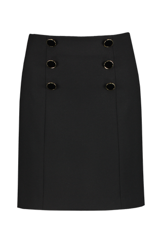 Front view image of Veronica Beard Beekman Skirt