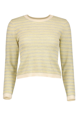 Front image of Veronica Beard Boise Sweater