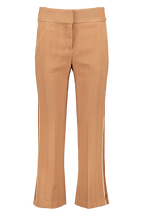 Front image of Veronica Beard Cormac Trouser