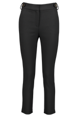 Front view image of Veronica Beard Gamila Pant Black