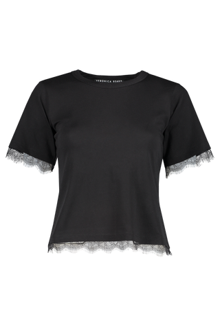 Front view image of Veronica Beard Orsini Tee