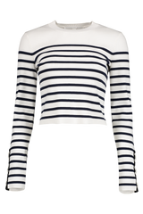 Veronica Beard Front Image Park Sweater