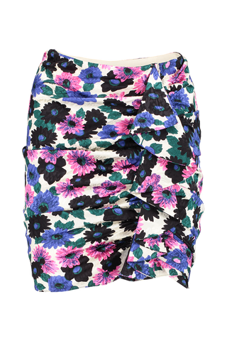 Front view image of Veronica Beard Ravello Skirt