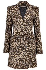 Front image of Veronica Beard Senna Dickey Coat