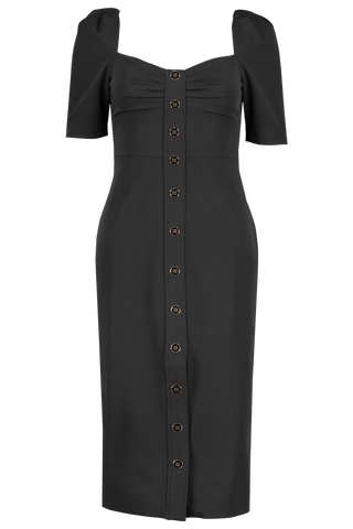 Veronica Beard Full Length Front Image Trace Dress