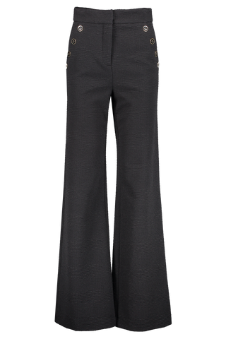 Front view image of Veronica Beard Tuli Pant