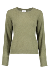 Essential Sweatshirt Olive Heather
