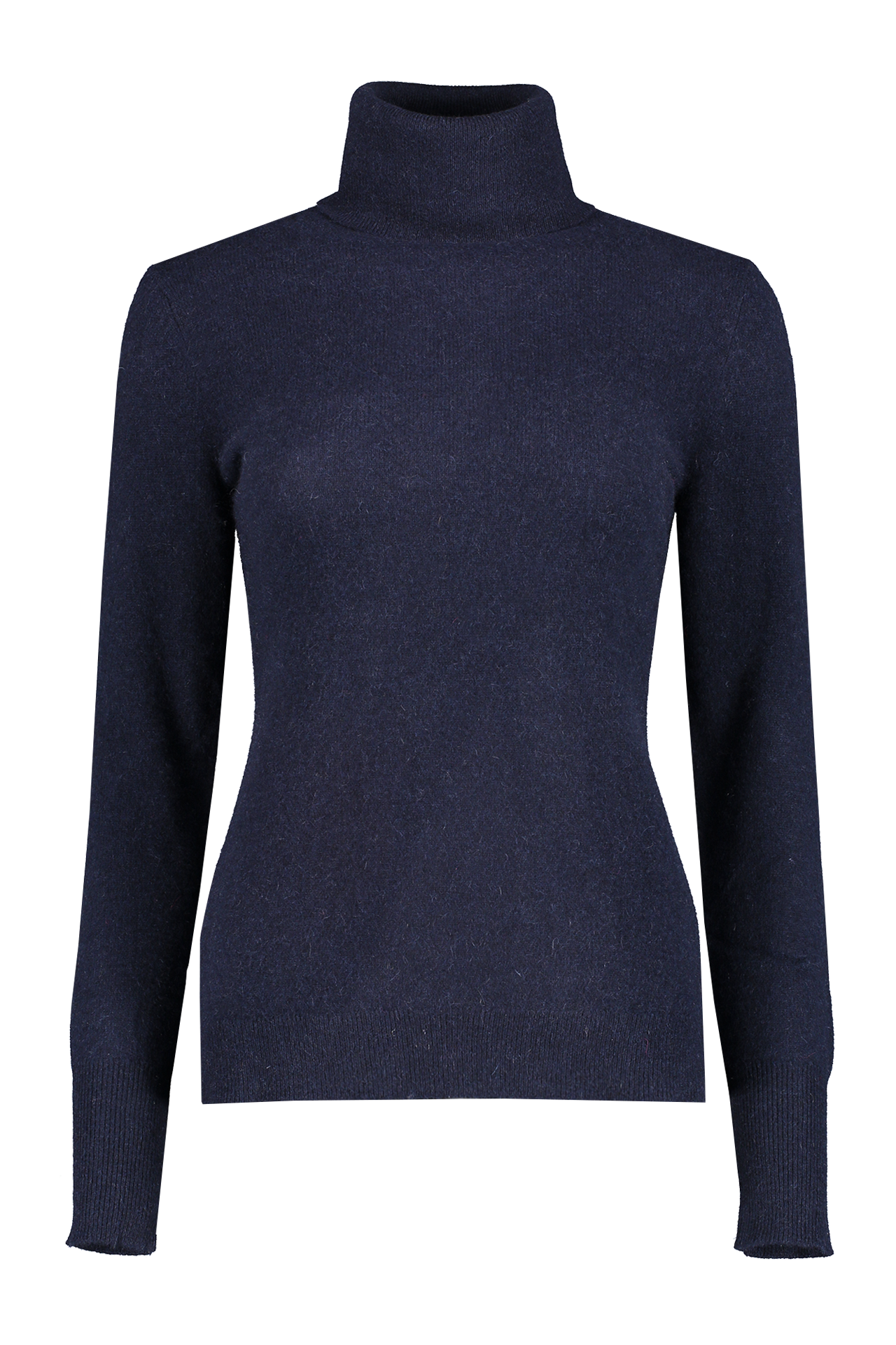 Essential Turtleneck Sweater Deep Navy