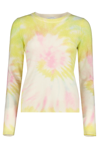 Tie Dye Essential Crewneck Multicolor