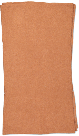 Front image of White & Warren Travel Wrap Tan Heather