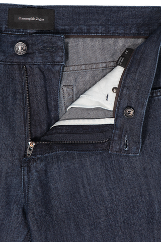 Garment Washed Denim