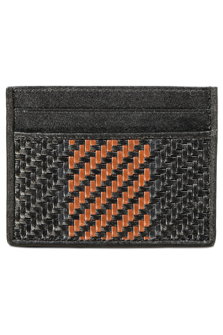 Gran Premio Simple Card Case Black