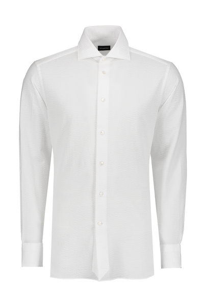 defdcb66d1 Seersucker Long Sleeve Dress Shirt