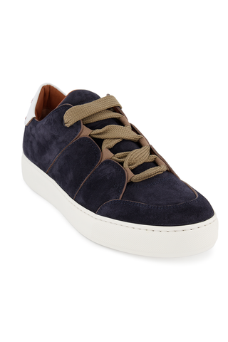 Low Top Sneaker Navy
