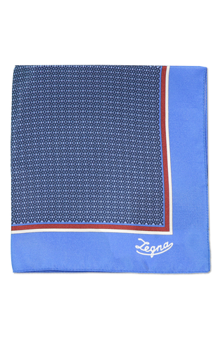 Ermenegildo Zegna Folded Pocket Square