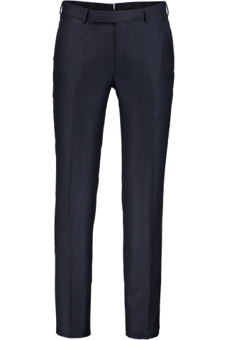 TROUSER SOLID NAVY