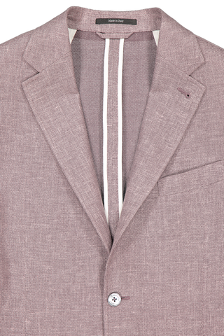 Solid Sport Coat Mauve