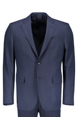 SUIT SOLID BLUE