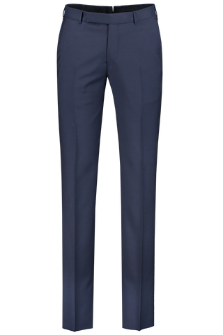 Tropical Wool Trouser Navy