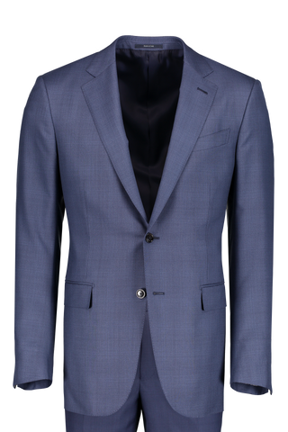 Wool Silk Suit