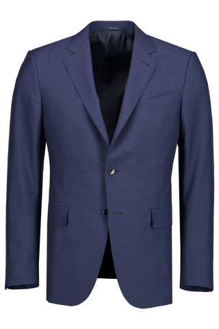 Front Image Wool Silk Suit