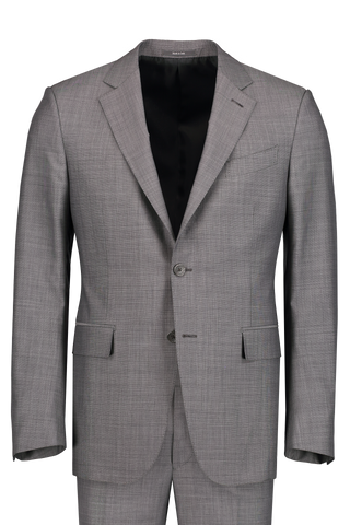 Wool Suit Grey