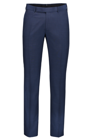 Wool Trouser Blue