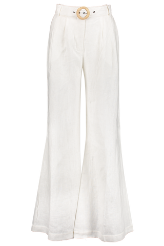 Front image Zimmermann Honour Slouch Pant
