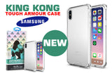 King Kong Armour Protection Gel Case for Samsung Phones