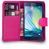 Samsung Galaxy J Series Wallet Book Case